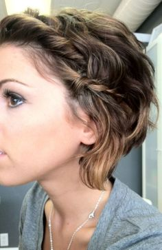 Simple Hair do