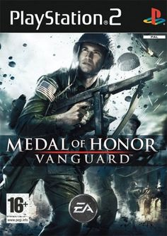 Medal of Honor: Vanguard (PS2): Amazon.co.uk: PC & Video Games