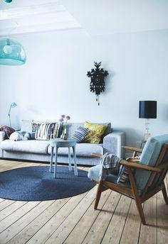 Huset, hvor alt er smukt og blåt - Bolig Magasinet Mobil