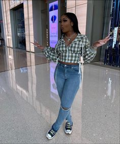 Baddie Outfits Casual, Cute Swag Outfits, Dope Outfits, Stylish Outfits, Girls Fall Outfits, Teenage Girl Outfits, Teen Fashion Outfits, Cute Birthday Outfits, Swagg