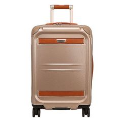 Cases Covers and Skins: Ricardo Luggage - Ricardo Ocean Drive - 21 Spinner -Sandstone -> BUY IT NOW ONLY: $134.95 on eBay!