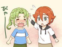 Chibi, Eleventh, Anime Boy, Art Style, Art, Cartoon, Ares, Park Art, Fan Art