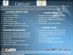 Vacantes en Cancún