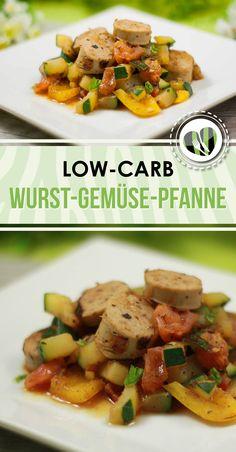 Ein schnelles Low-Carb-Gericht und zudem einfach gemacht und natürlich schmeckt es klasse