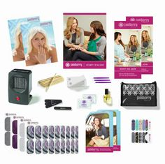 Could you use a little extra cash? Saving up for something? (Me, my husband wants a truck - we are saving to pay for insurance in full for a year!)  Join my team! You receive all this in your starter kit, plus earn a minimum 30% on everything you sell!! AND when you complete your Fast Start you will be swimming in product credit and bonuses  Contact me today to discuss the details - join the nail revolution and help fight naked nails!!!  http://traciem.jamberrynails.net/join/