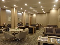 SM Prestige Lounge Conference Room, Fragrance, Hotels, Lounge, Spaces, Table, Furniture, Home Decor, Airport Lounge