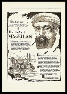 Ferdinand MAGELLAN The Great Portuguese Explorer and by PageStudio