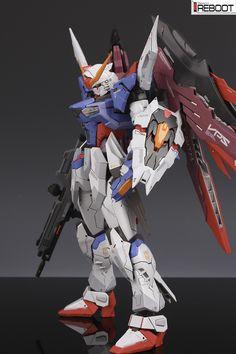 GUNDAM GUY: 1/100 Destiny Gundam - Customized Build