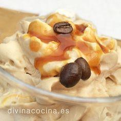 Mousse de café » Divina CocinaRecetas fáciles, cocina andaluza y del mundo. » Divina Cocina