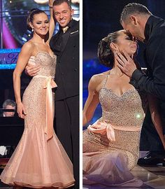 Strictly Come Dancing 2010 (Kara Tointon) by Vicky Gill DSI London