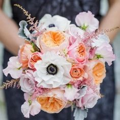 12 Stunning Wedding Bouquets (Tracey Buyce Photography)