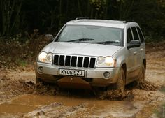 2007 Jeep Grand Cherokee UK Version