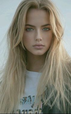 Beautiful Blonde Girl, Beautiful Girl Image, Gorgeous Women, Cute Beauty, Beauty Full Girl, Beauty Women, Most Beautiful Faces, Stunning Eyes, Looks Pinterest
