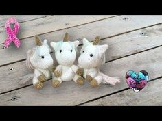 Make the most adorable unicorn babies with a free tutorial, Amigurumi Crochet Diy, Crochet Horse, Crochet Flower Tutorial, Crochet Unicorn, Crochet Motifs, Crochet Amigurumi, Unicorn Pattern, Crochet Instructions, Amigurumi Doll