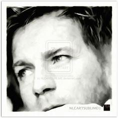 I-intense regard ewan mcgregor portrait nlc-002 by NLCARTSUBLIME.deviantart.com on @deviantART