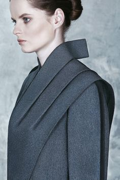 DZHUS_aw15_7_6 #fashion #trends #luxury #designers #design #details #textiles #textures #runway #forecast #fashionweek #style #mfw #fw15