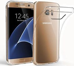 DN-TECHNOLOGY® Samsung Galaxy S7 EDGE Case-Samsung S7 EDGE Case FUSION ***All New Shock Absorption Technology***CRYSTAL VIEW Clear Gel Shock Absorption TPU Bumper Drop Protection [Scratch Resistant][Active Touch Technology] by DN-TECHNOLOGY®, http://www.amazon.co.uk/dp/B01ALWW42I/ref=cm_sw_r_pi_dp_d.Ekxb0FH0YZ1