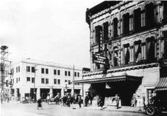 Springfield, IL. The Strand Theater 1920's. Courtesy of Springfield Rewind and Sangamon Valley Archives.