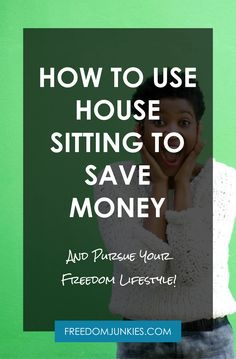 Are you trying to save money so you can pursue your Freedom Lifestyle? If you think you can't save enough, think again!  Saving the money you put toward rent or a mortgage can get you to the life you've always wanted quickly.