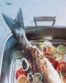 Time to Roast some whole fish: ideas