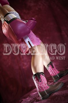 Help give cancer the boot with Durango!