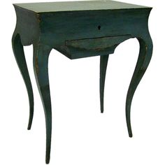 19th Century French Painted Side Table