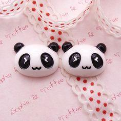 Decoden Panda Cabochon $1.06