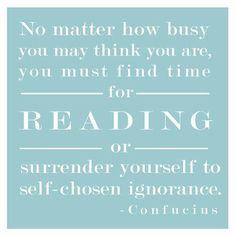 Confucius says......