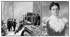 Emily Warren Roebling (1843 – 1903) The Engineering Woman Behind The Completion Of The Brooklyn Bridge