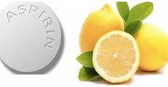 Aspirin & Lemon Juice Face Mask - One Good Thing by Jillee Home Beauty Tips, Beauty Secrets, Beauty Hacks, Loción Facial, Facial Masks, Lemon Facial, Beauty Care, Beauty Skin, Health And Beauty