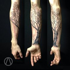 Electric Tattoos : Photo