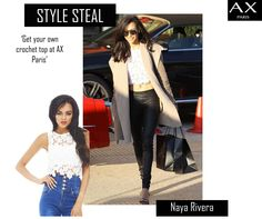 Style Steal from Naya