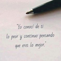 Find images and videos about love, life and phrases on We Heart It - the app to get lost in what you love. Amor Quotes, True Quotes, Best Quotes, Love Phrases, Love Words, Quotes En Espanol, Motivational Phrases, Inspirational Quotes, Sad Love