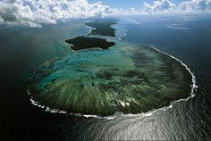 YannArthusBertrand2.org - Fond d écran gratuit à télécharger    Download free wallpaper - Île aux Nattes et son lagon au sud de Sainte-Marie, région de Toamasina, Madagascar (17°05' S - 49°45' E).