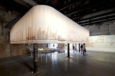 Venice Biennale 2012: Team Chicago City Works