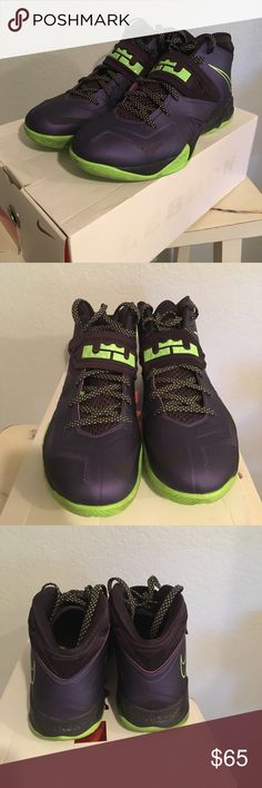 sports shoes c8399 57184 92 Best Nike LeBron Soldier 7 images in 2018 | Air jordan ...