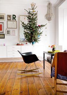 Designerens kontrastfulde jul | Jul | BO BEDRE