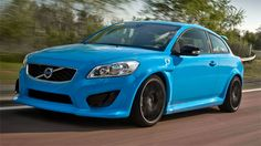 The Volvo C30 PCP is a one-off performance Volvo that is so powerful, Volvo has refused to put it into production. Too off-brand I suppose.
