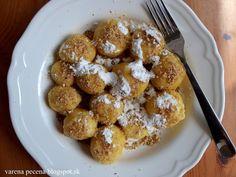 varená - pečená: Leto na tanieri - jahodové guľky