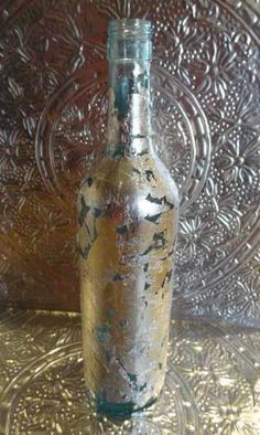 Recycled Wine Bottle Idea