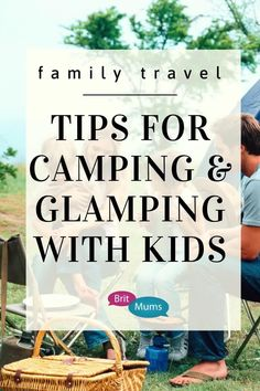 Looking for camping tips? This article includes what to pack and where to go, tips and camping inspiration, where to camp in the Uk, best places to camp in Europe with kids, where to go clamping in the UK, and great places for holidays in the UK with kids #camping #glamping #staycation #uktravel #britmums  #camp #familytravel Family Glamping, Camping Glamping, Camping Tips, Travel Goals, Travel Tips, Best Social Media Campaigns, Visit Isle Of Wight, Camping With A Baby, Best Places To Camp