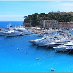 Monte Carlo, Monaco, French Riviera. Best place I visited on the French Riviera.