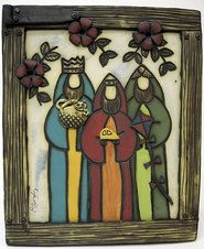 puerto rico three kings ceramic - Google Search