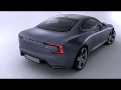 ▶ Impressions -- The Volvo Concept Coupe - YouTube