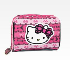 Hello Kitty Cosmetic Pouch: Pink Princess