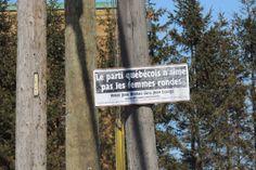 Le Parti québécois n'aime pas les femmes rondes. Votez pour José Breton dans Jean Lesage