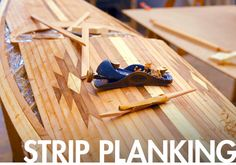 Shop Tips » Strip Planking