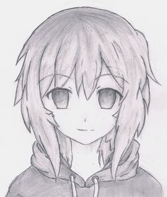 Today I tried to draw myself as an anime character, so you can imagine at least a little how I look I'm meter high (that's about feet), and I. Drawing myself - Anime Style Anime Drawings Sketches, Anime Drawing Styles, Anime Sketch, Easy Drawings, Drawing Ideas, Wolf Drawings, Drawing Poses, Sketch Art, Drawing Tutorials