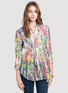 Smock Shirt - Clothing We have 1 size Large left!!