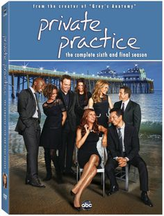 "Find more tv shows like Private Practice to watch, Latest Private Practice Trailer, A spin-off of the medical drama ""Grey's Anatomy"" centering on the life of neonatal surgeon Addison Montgomery. Addison Montgomery, Series Movies, Movies And Tv Shows, Tv Series, Drama Series, New York Unité Spéciale, Amy Brenneman, Medical Series, Kate Walsh"